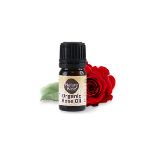 Organic Rose  Essential Oil (Bulgaria) 5ml