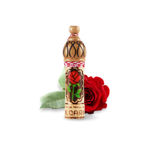 Organic Rose  Essential Oil (Bulgaria) 1ml